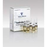 NandroBolin vial.
