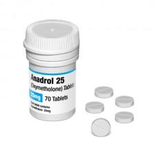 Anadrol 25 (Oxymetholone)