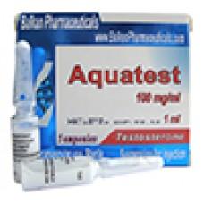 Aquatest (testosterone suspension)
