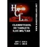 Clenbuterol 50 tabs