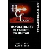 Oxymetholone 50 tabs