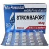 Strombafort 50 (Winstrol tabs)